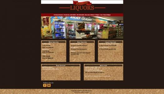 Liquor Store in Bryantville, MA