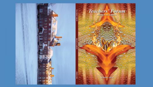 Milton Academy Teacher's Forum brochure