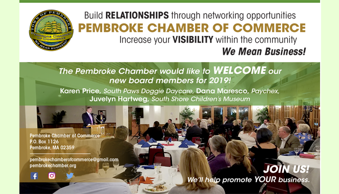 Pembroke Chamber of Chamber Promotional Ad