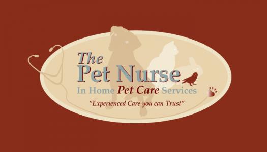 The Pet Nurse Logo